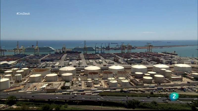 Cinc Dies a... - El port de Barcelona