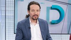 Los desayunos de TVE - Pablo Iglesias, secretario general de Unidas Podemos