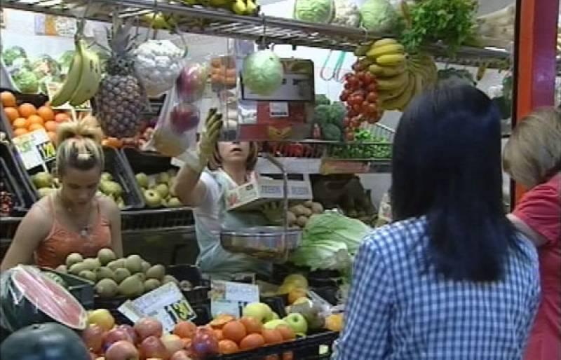 Nueva bajada de la inflacción en el mes de junio.