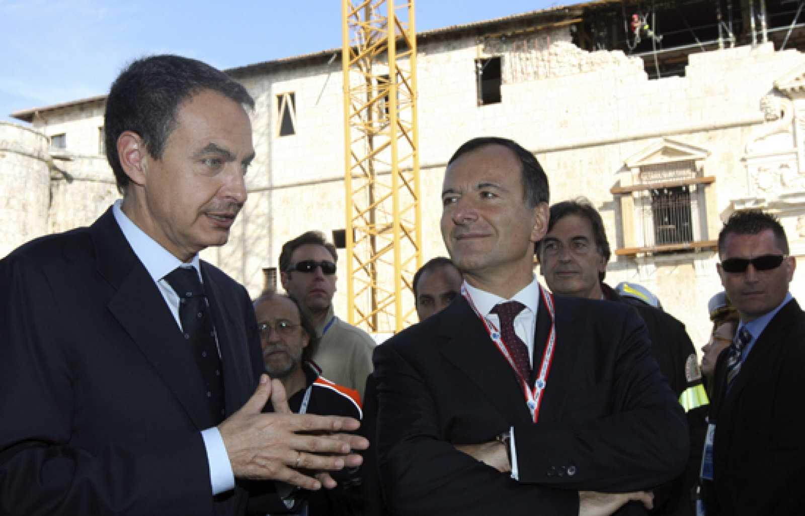 Zapatero se compromete con Africa en la Cumbre del G-8