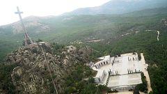 Último ensayo antes de la exhumación de Franco del Valle de los Caídos