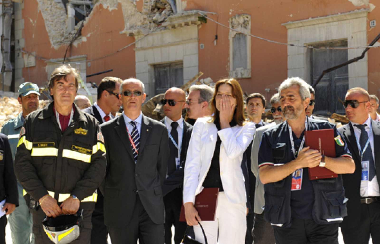 En Italia los principales líderes mundiales han alcanzado hoy un compromiso en la lucha contra el hambre.