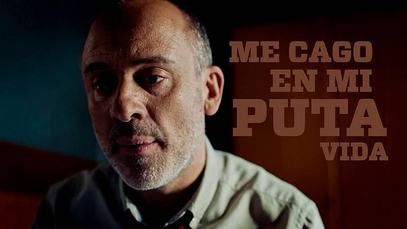 """Estoy vivo - Todas las veces que Javier Gutiérrez ha dicho """"Me caguen mi puta vida"""" en 'Estoy vivo'"""