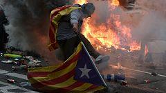 Las protestas causan en Barcelona daños de 7,3 millones de euros