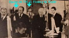 Ovalle, el reportero de TVE que ayudó a grabar el entierro de Franco