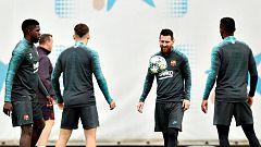 Antonín Panenka vería con buenos ojos un gol de Messi 'a lo panenka' en Praga
