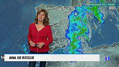 El tiempo en Andalucía - 22/10/19