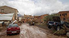 Un muerto y cinco desaparecidos por el temporal de lluvia en Cataluña