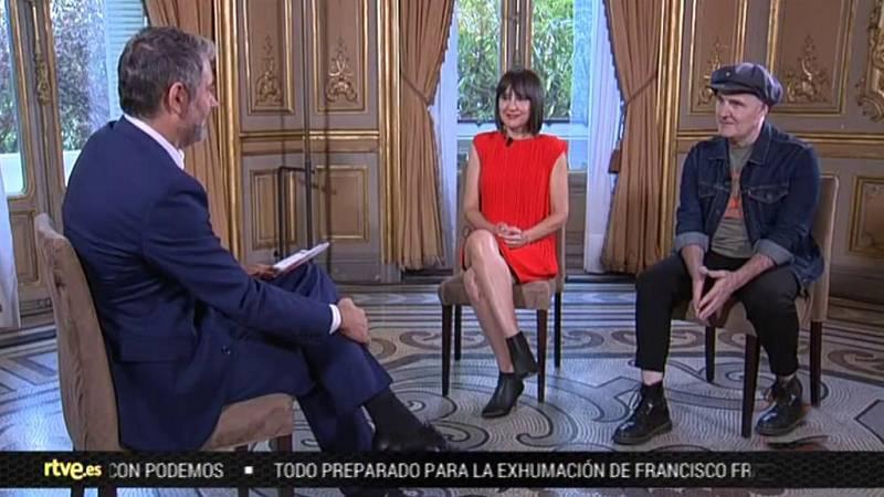 Conversatorios en Casa de América - Amaral (Eva Amaral y Juan Aguirre) - ver ahora