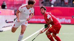 España se juega el pase a Tokio en el preolímpico de hockey hierba