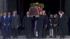 Especial informativo - Los desayunos de TVE: Exhumación de Franco. Parte 2