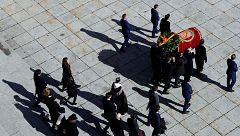 La exhumación de Franco en cuatro minutos