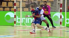 Balonmano - Golden League: Noruega - España