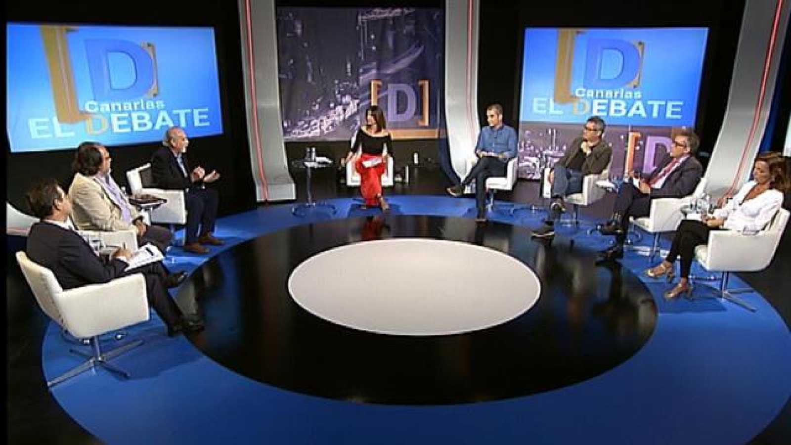 El Debate de La 1 Canarias - 24/10/2019