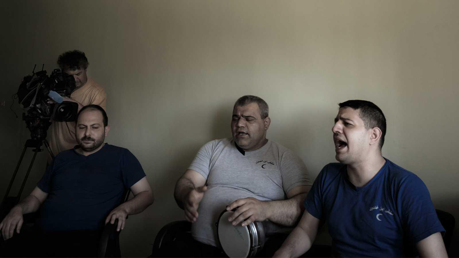 En Portada - El psiquiatra de Alepo - ver ahora