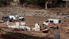 Se reanuda la búsqueda de los cuatro desaparecidos por el temporal en Cataluña