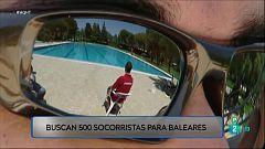 500 socorristas para trabajar en las Islas Baleares