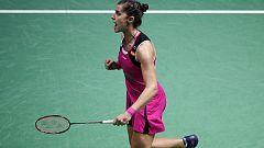 Bádminton - Open de Francia 1/4 Final: C. Marín - R. Intanon