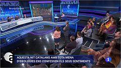 Ara i aquí - Quin és ara el sentiment dels catalans?