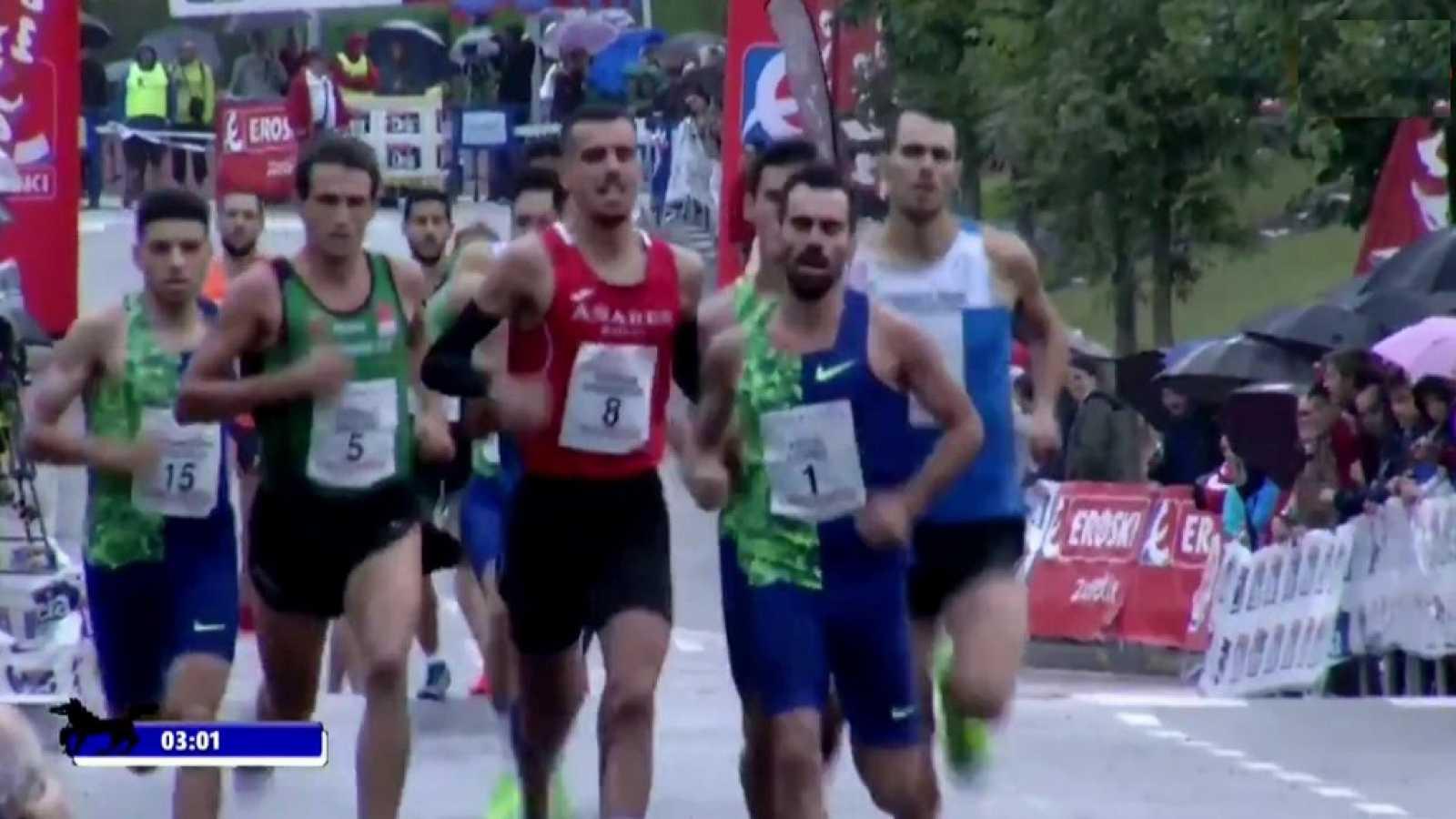 Atletismo - Milla internacional de Berango 2019 - ver ahora