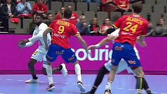 Balonmano - Golden League: Francia - España