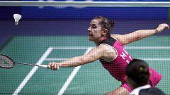 Bádminton - Open de Francia Semifinal: Tai T.Y. - C. Marín