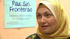 Medina en TVE - Paz sin Fronteras
