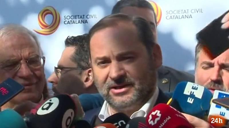 """Ábalos reivindica """"el proyecto de España y de la Constitución, que nada tiene que ver con la exclusión, la separación y los integrismos"""""""