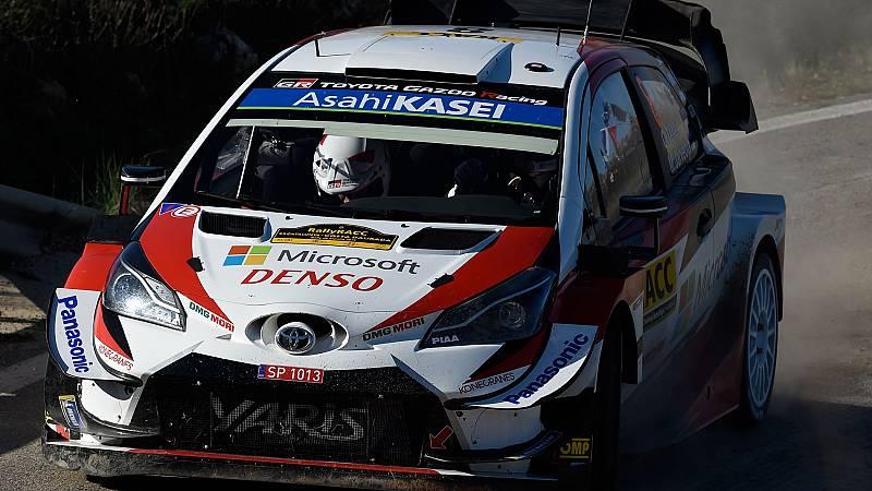 Tanak acaba segundo en Catalunya y se asegura el Campeonato del Mundo de Rallies