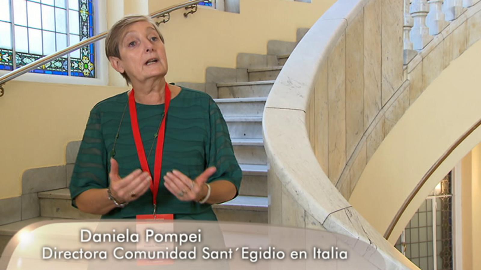 Pueblo de Dios - Sant'Egidio, puente de paz en Madrid - ver ahora