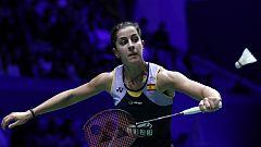 Bádminton - Open de Francia Final individual femenina: C. Marín - An S.Y.