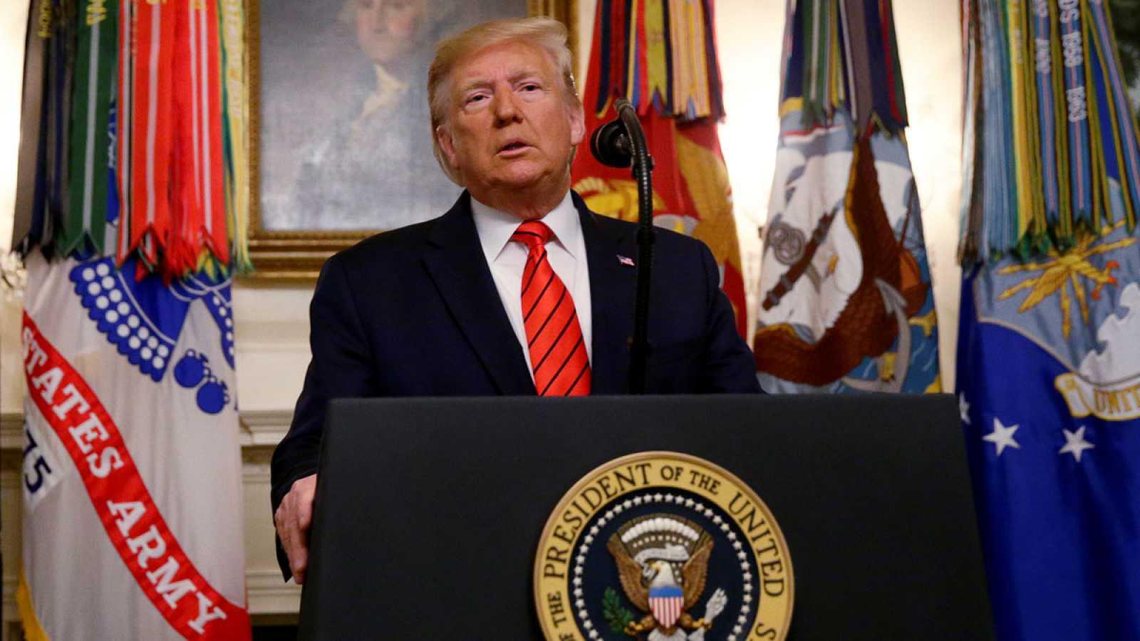 Trump anuncia la muerte del líder del Estado Islámico, Abu Bakr al-Baghdadi, en una operación en Siria