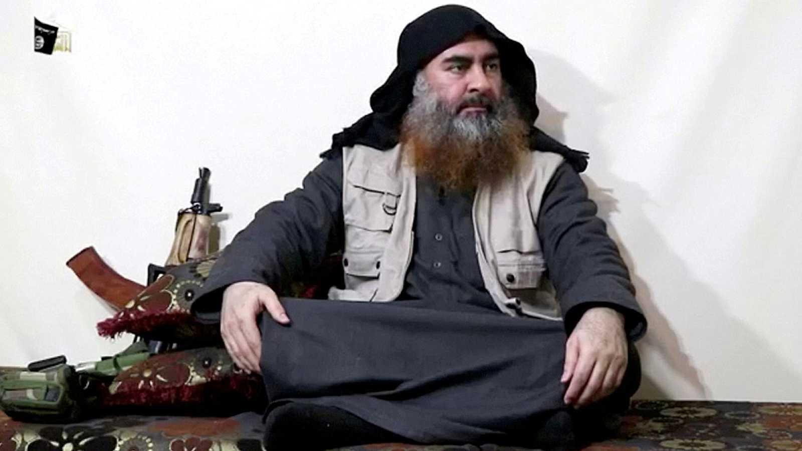 """Perfil de Al Bahgdadi, líder del Estado Islámico y autoproclamado """"califa"""""""