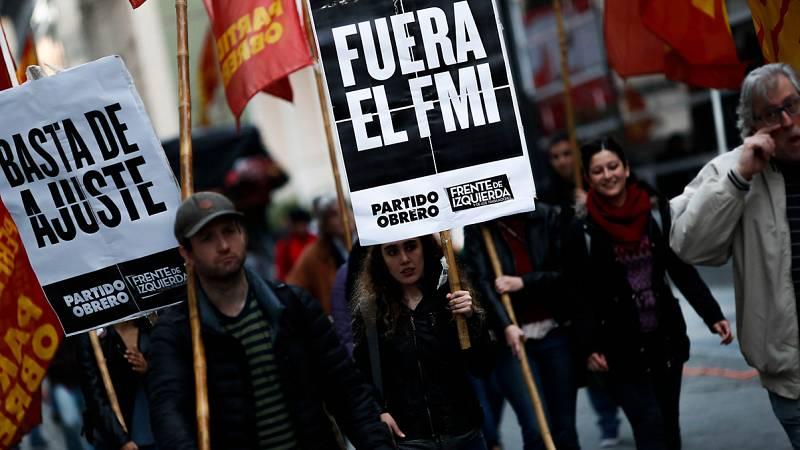 La crisis de la economía argentina, clave en las elecciones legislativas