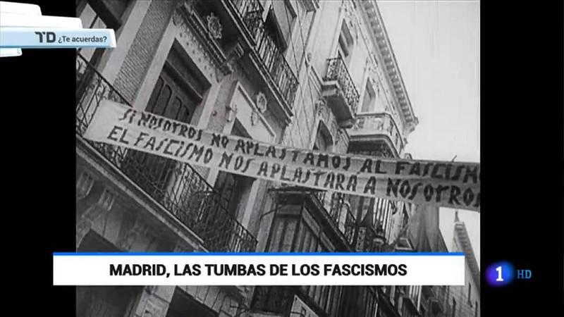 ¿Te acuerdas? Dictadores enterrados en Madrid