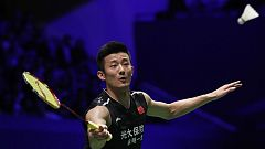 Badminton - Open de Francia Final individual masculina: Chen L. - J. Christie
