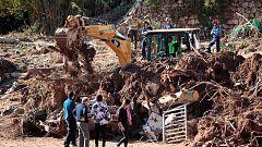 Encuentran el cuerpo de uno de los cuatro desaparecidos en Tarragona por el temporal