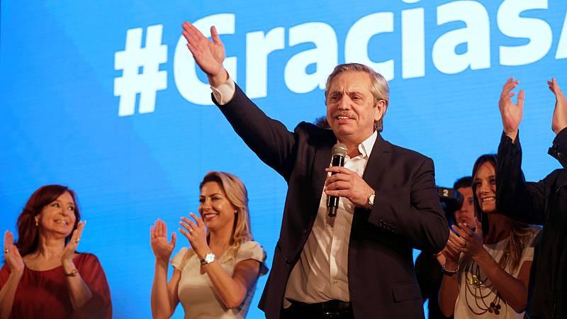Alberto Fernández gana las elecciones en la primera vuelta en Argentina