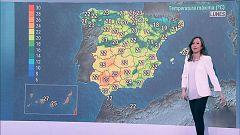 Las temperaturas se mantienen por encima de la media y un nueve frente dejará lluvias en Galicia
