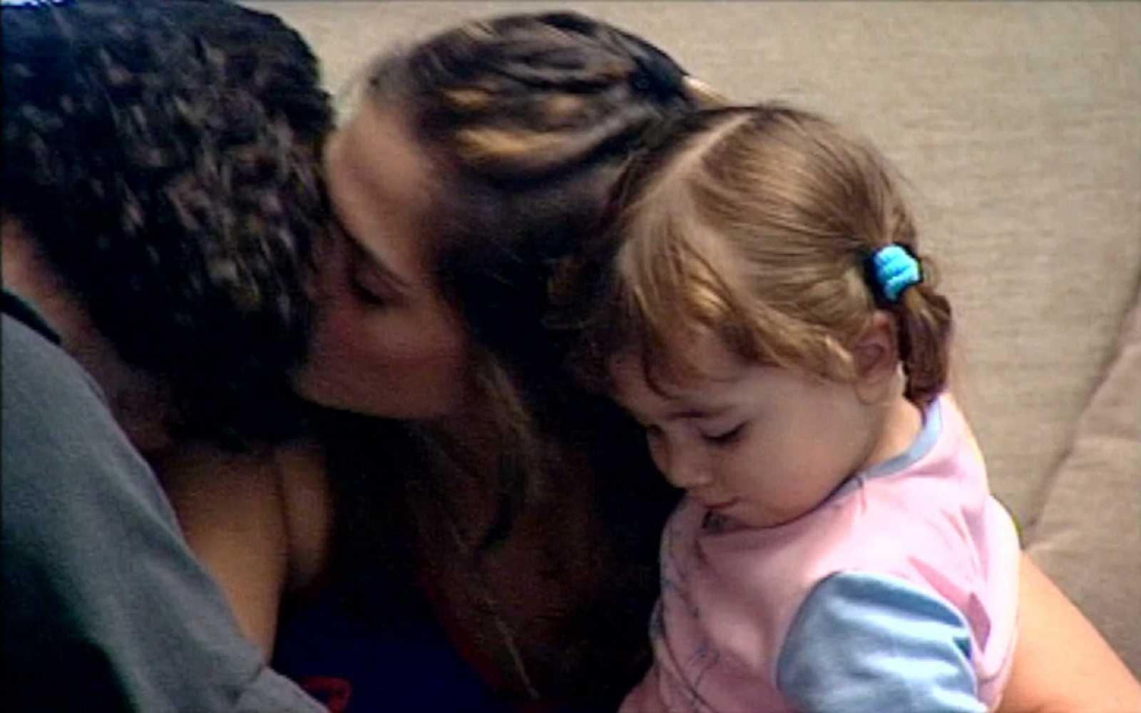 La hija de Leticia de OT 3 la visitó con dos años en la Academia y ahora se ha presentado al casting de OT 2020 en Sevilla