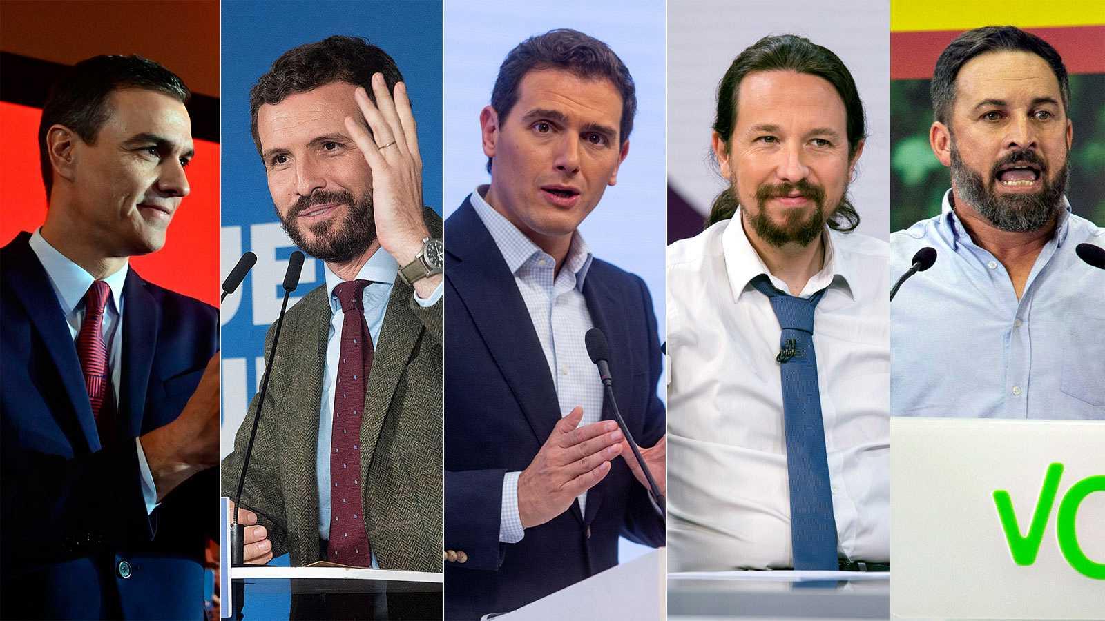 Ana Blanco y Vicente Vallés serán los moderadores del debate a cinco el próximo lunes