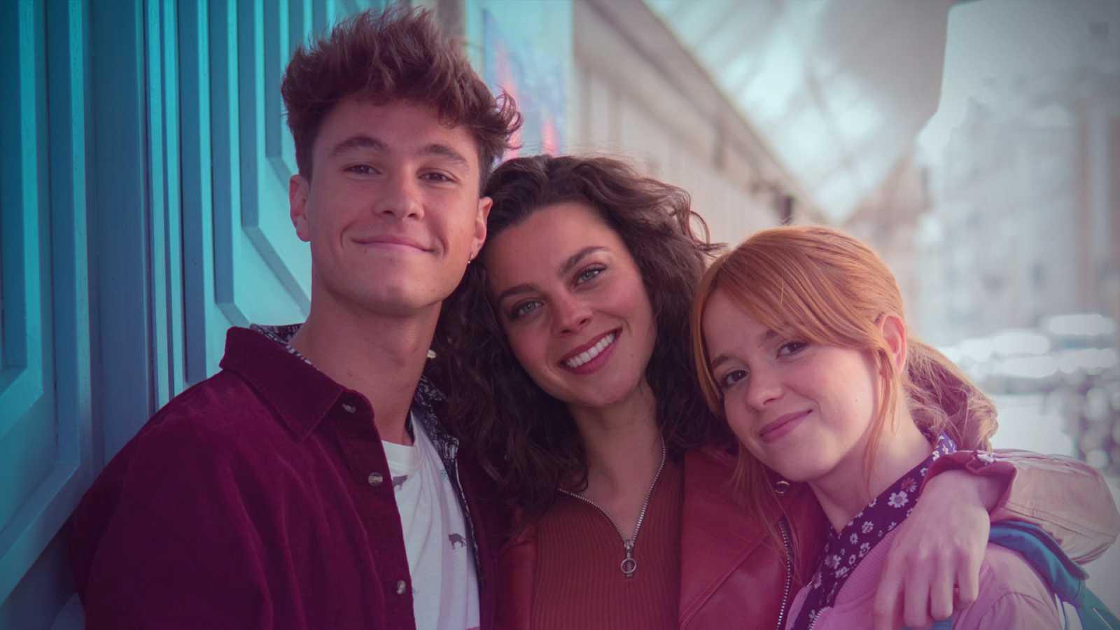 Bajo la Red - Así fue el rodaje de la segunda temporada