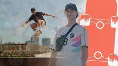 Héroes - Los trucos de skate de Rafa Bocanegra