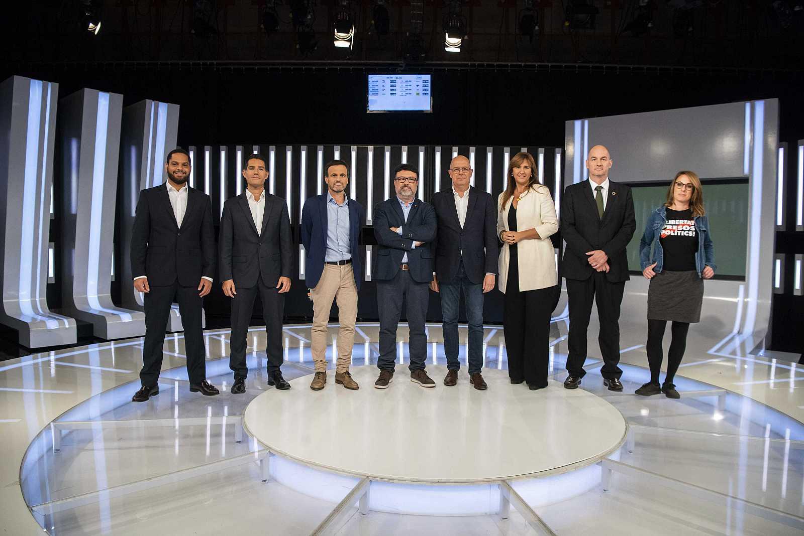 El Debat de La 1 - Especial Debat Electoral 10N