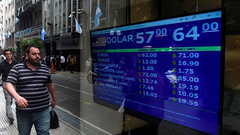 El peronismo regresa a una Argentina endeudada y atrapada por la recesión