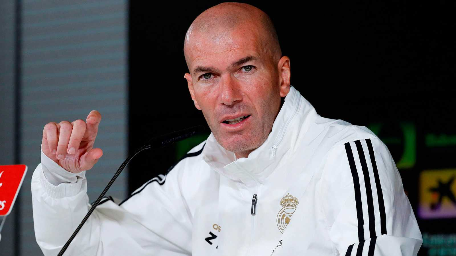 """Zidane: """"Bale es un jugador importante"""""""
