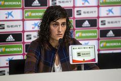 """Montse Tomé: """"La selección absouta promesas es una forma de seguir viendo a las jugadoras de categorías inferiores"""""""