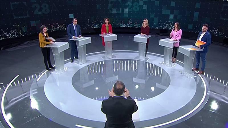 El minuto de oro en los debates