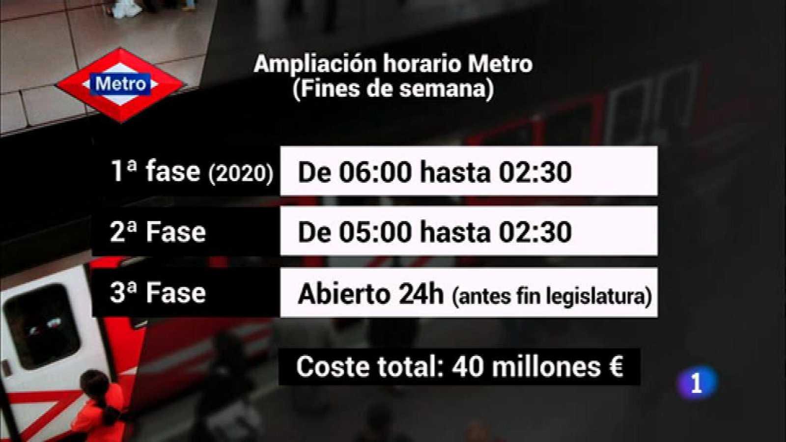 Informativo de Madrid - 29/10/19 - ver ahora