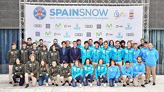Presentada la temporada 2019-2020 de deportes de invierno, con homenaje a Blanca Fernández Ochoa.
